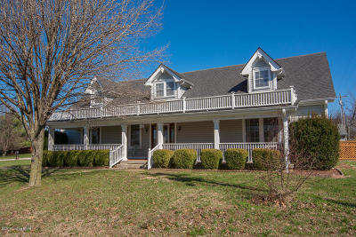 Shepherdsville Single Family Home For Sale: 182 Lazy River North Pkwy