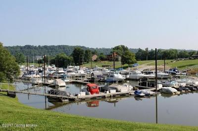 Oldham County Condo/Townhouse For Sale: Tartans Landing Marina