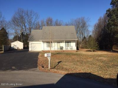 Hardinsburg KY Single Family Home For Sale: $145,000