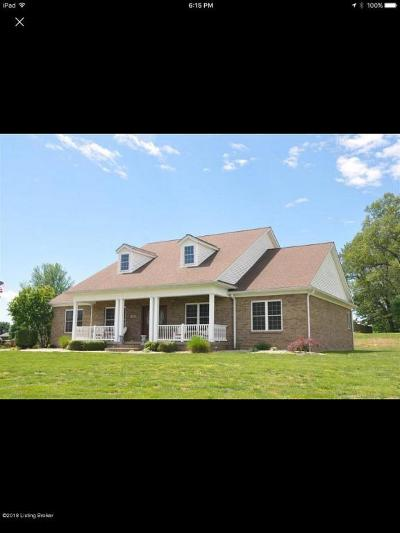 Hardin County Single Family Home For Sale: 188 Sea Hero Dr