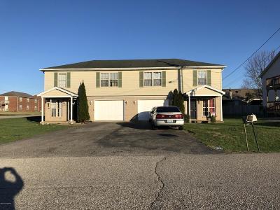 Bullitt County Multi Family Home For Sale: 110 Robert
