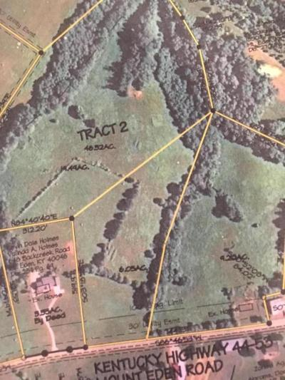 Shelby County Residential Lots & Land For Sale: 6 Mt Eden