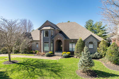 Louisville Single Family Home Active Under Contract: 308 Pepperbush Rd
