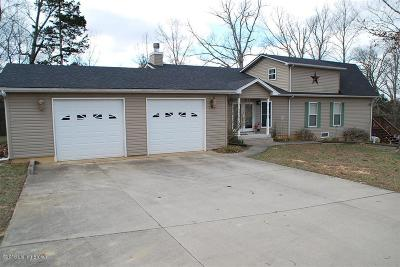 Meade County Single Family Home For Sale: 17 Eagle Pt