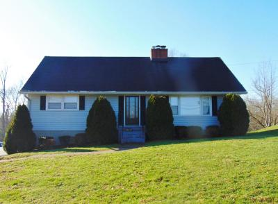 Carroll County Single Family Home For Sale: 1706 Hilltop Dr