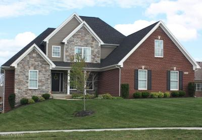 Crestwood Single Family Home For Sale: 5904 Brentwood Dr