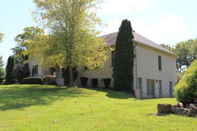 Crestwood Single Family Home For Sale: 7504 Abbott Glen Dr
