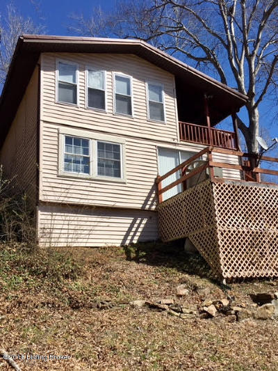Leitchfield, Falls Of Rough, Mcdaniels, Madrid, Hudson, Rough River, Westview, Axtel, Cub Run, Bee Springs, Mammoth Cave, Wax Single Family Home Active Under Contract: 2158 Eveleigh Rd