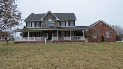 Bullitt County Single Family Home For Sale: 272 Cedar Place Dr