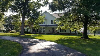 Bardstown Single Family Home For Sale: 923 Caney Fork Rd