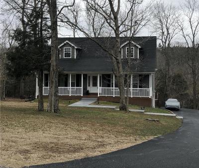 Brandenburg Single Family Home For Sale: 71 Eagle Pt