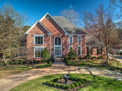Single Family Home For Sale: 517 Woodlake Dr
