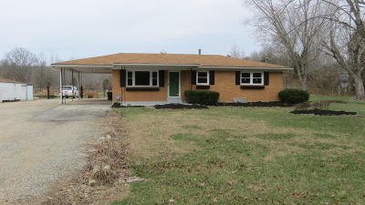 Bullitt County Single Family Home For Sale: 1420 Raymond Rd