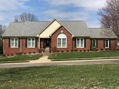 Louisville Single Family Home For Sale: 3603 Winterleaf Dr