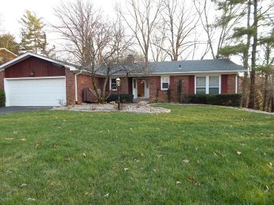 Louisville Single Family Home For Sale: 3306 Springcrest Dr