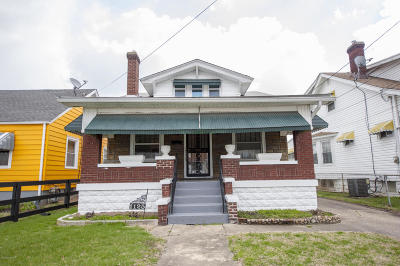 Louisville Rental For Rent: 1125 Cecil Ave