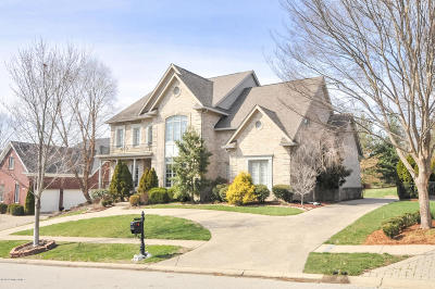 Louisville Single Family Home For Sale: 837 Inspiration Way