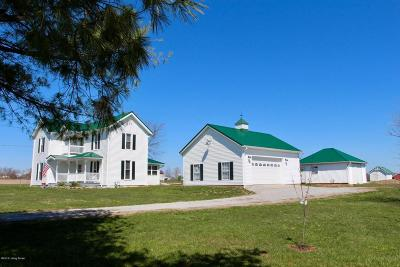 Henry County Single Family Home Active Under Contract: 3518 Castle Hwy