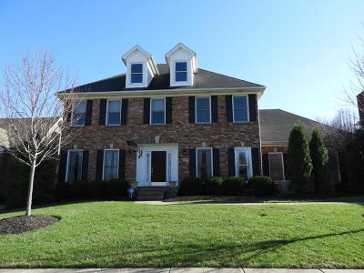 Louisville Single Family Home For Sale: 1114 Lake Bluff Cir