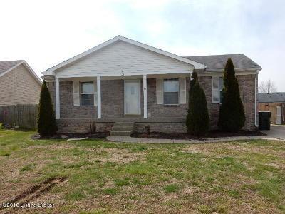 Bullitt County Single Family Home For Sale: 205 Beechcliff Cir