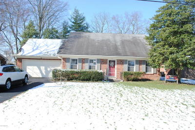 Jefferson County Single Family Home For Sale: 2110 Westridge Rd