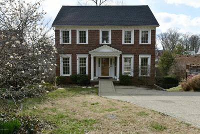 Louisville Single Family Home For Sale: 2357 Saratoga Dr