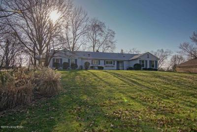 Oldham County Single Family Home For Sale: 13304 Peachtree Ln