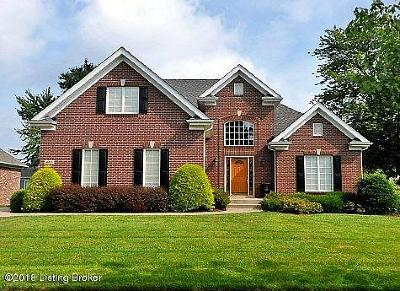 Louisville Single Family Home For Sale: 4211 Boones Grove Way