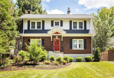 Louisville Single Family Home For Sale: 1252 Eastern Pkwy