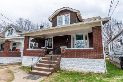 Louisville KY Single Family Home For Sale: $79,900