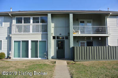 Louisville KY Condo/Townhouse For Sale: $98,900