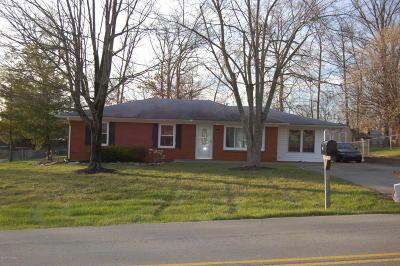 Mt Washington Single Family Home For Sale: 318 E Lakeview Dr
