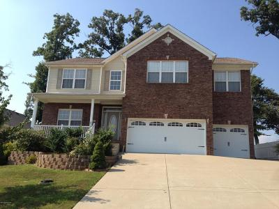 Hardin County Single Family Home For Sale: 303 Vineland Place Dr