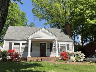 Druid Hills Single Family Home For Sale: 3929 Druid Hills Rd