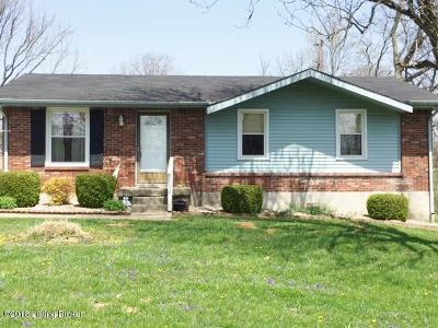 Henry County Single Family Home For Sale: 10 Stephens St