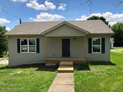 Henry County Single Family Home For Sale: 145 W West Cross Main St