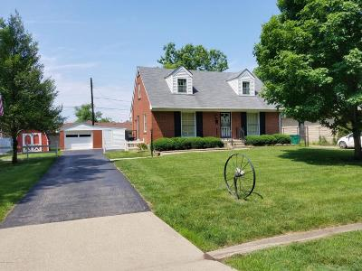 Louisville KY Single Family Home For Sale: $235,000