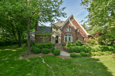 Prospect Single Family Home For Sale: 8500 Wolf Pen Branch Rd