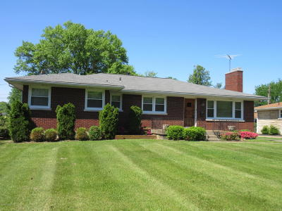 Louisville KY Single Family Home For Sale: $308,000