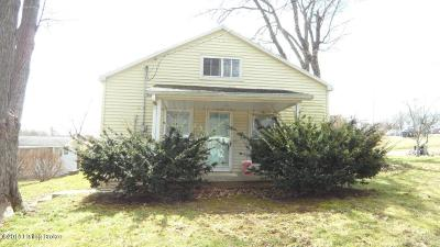 Henry County Single Family Home For Sale: 255 E Cross Main St