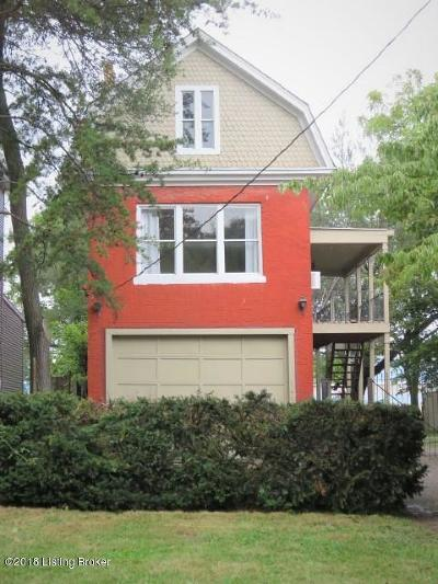 Old Louisville Multi Family Home For Sale: 1446 S 6th