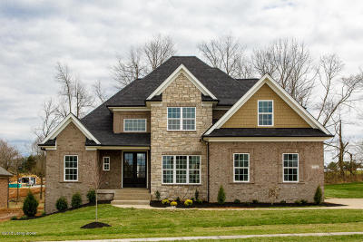 Oldham County Single Family Home For Sale: 7714 Keller Way