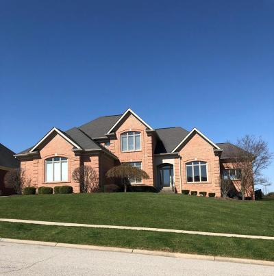 Single Family Home For Sale: 15409 Crystal Springs Way