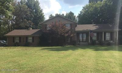 Hardin County Single Family Home For Sale: 592 Charlemagne Blvd