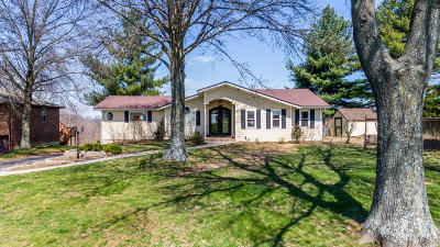 Floyds Knobs Single Family Home For Sale: 140 Lee Dr