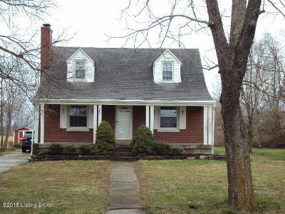 Oldham County Single Family Home For Sale: 704 Kentucky Ave