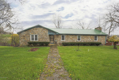 Spencer County Single Family Home For Sale: 2536 Van Buren Rd