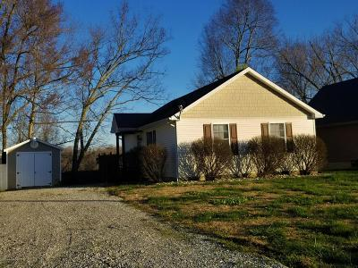 Leitchfield, Falls Of Rough, Mcdaniels, Madrid, Hudson, Rough River, Westview, Axtel, Cub Run, Bee Springs, Mammoth Cave, Wax Single Family Home For Sale: 2255 Cannons Point Ln