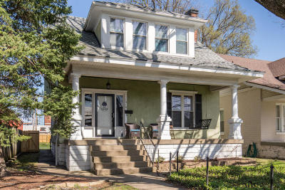 Highlands Single Family Home For Sale: 1918 Sils Ave