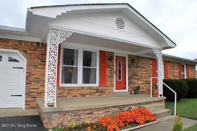 Hardinsburg Single Family Home For Sale: 108 Elm St